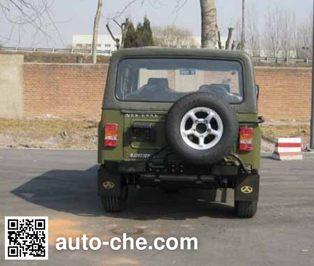 BAIC BAW BJ2023CHB2 off-road vehicle