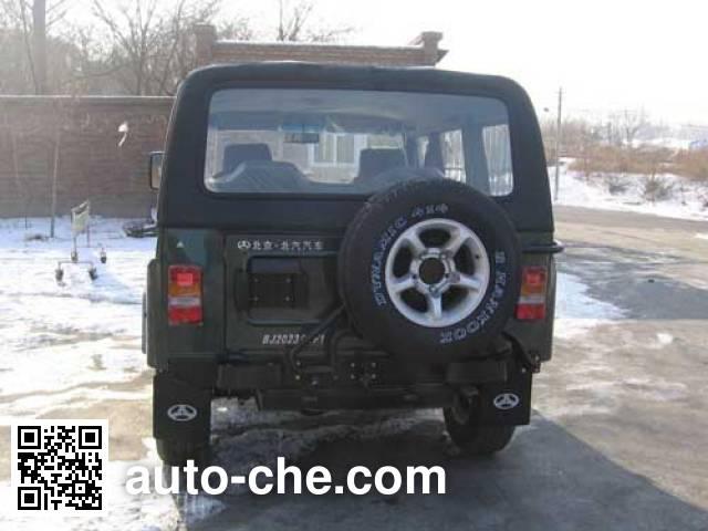 BAIC BAW BJ2023CHT2 off-road vehicle