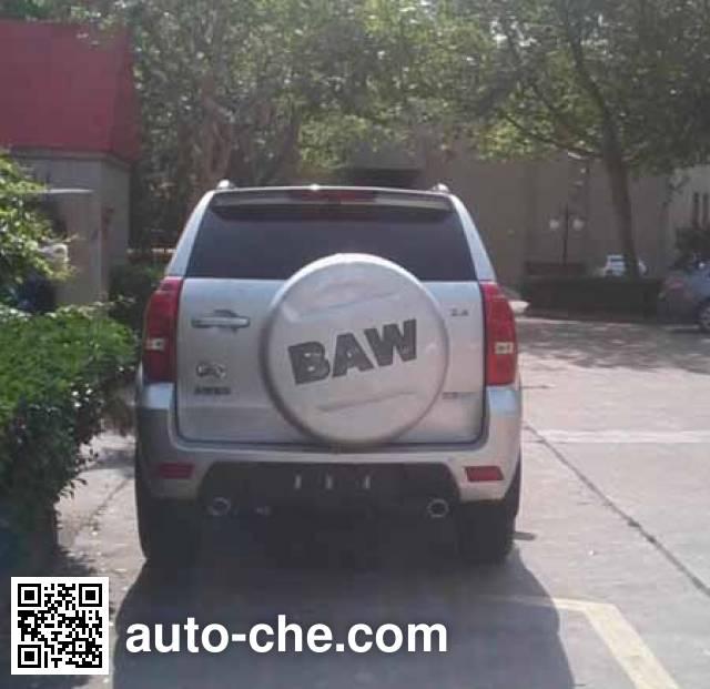 BAIC BAW BJ2026CJD1 off-road vehicle