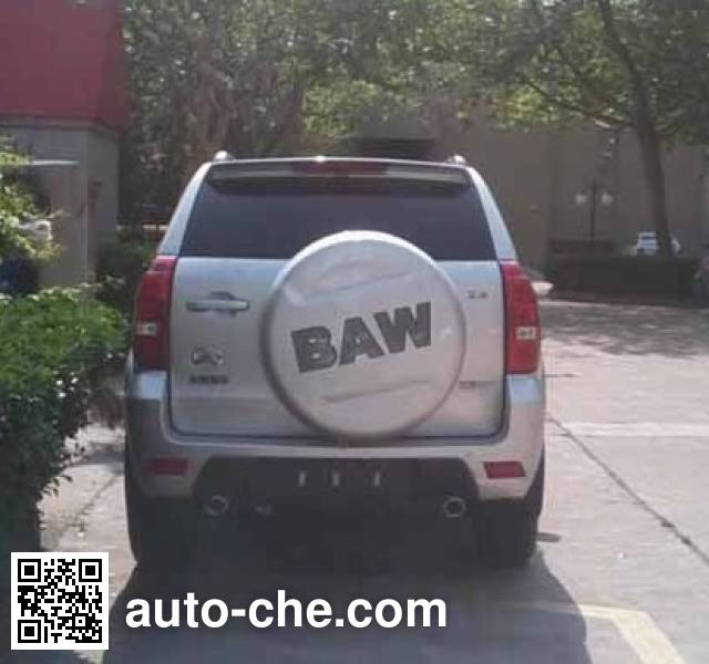BAIC BAW BJ2026CJS1 off-road vehicle