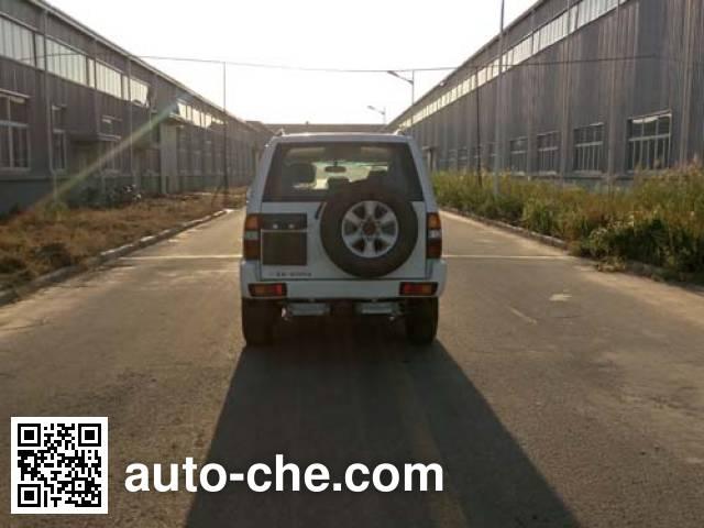 北京牌BJ2032CJB3轻型越野汽车