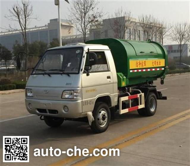 BAIC BAW BJ2315Q low speed garbage truck