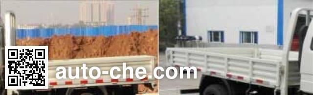 BAIC BAW BJ2810D19 low-speed dump truck