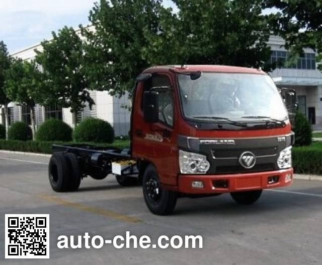 Foton BJ3083DEJBA-FB dump truck chassis
