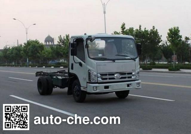 Foton BJ3043D9JBA-FD dump truck chassis