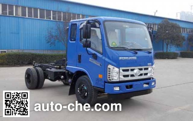 Foton BJ3076DDPBA-FA dump truck chassis