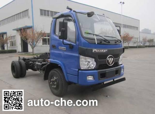 Foton BJ3043D9JDA-FA dump truck chassis