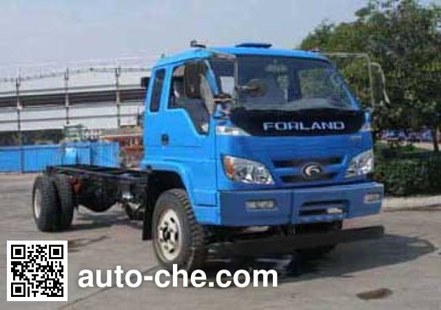 Foton BJ3115DEPEA-1 dump truck chassis