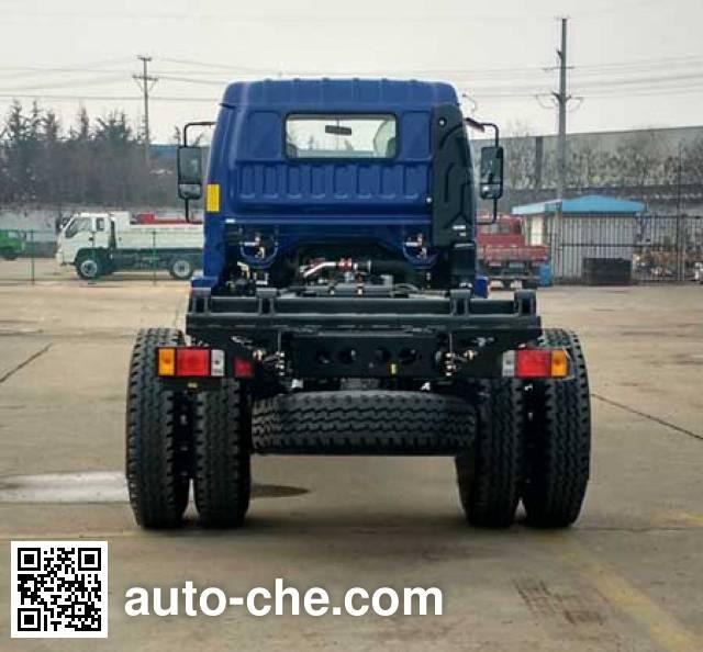 Foton BJ3163DJPED-FA dump truck chassis