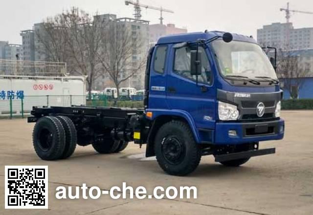 Foton BJ3123DEPFA-F1 dump truck chassis