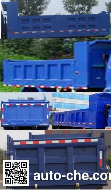 Foton BJ3125DEPEA-1 dump truck