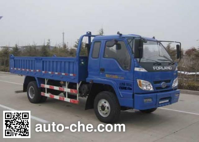 Foton BJ3165DJPED-1 dump truck