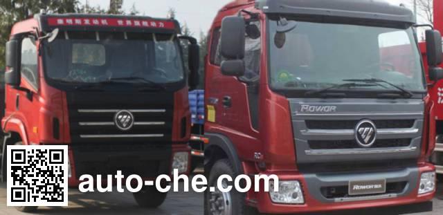 Foton BJ3165DJPFG-FA dump truck chassis