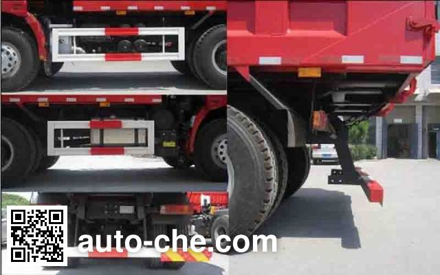 BAIC BAW BJ32501PZ61 dump truck