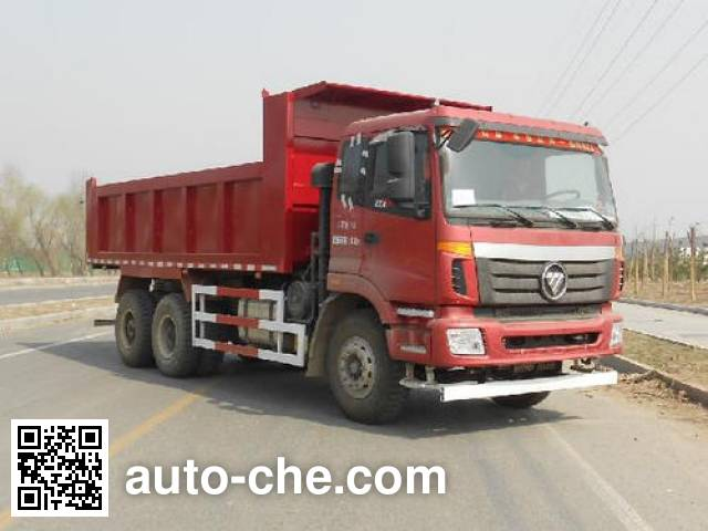 Foton Auman BJ3253DLPKE-XF dump truck