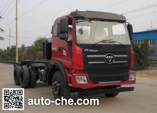 Foton BJ3255DLPHB-6 dump truck chassis
