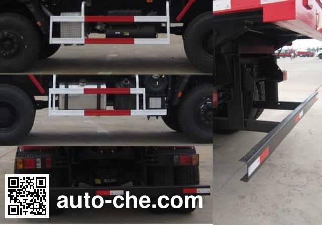 Foton BJ3255DLPJB-11 flatbed dump truck