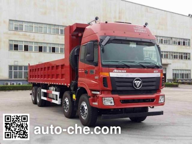 Foton Auman BJ3313DMPKF-AB dump truck