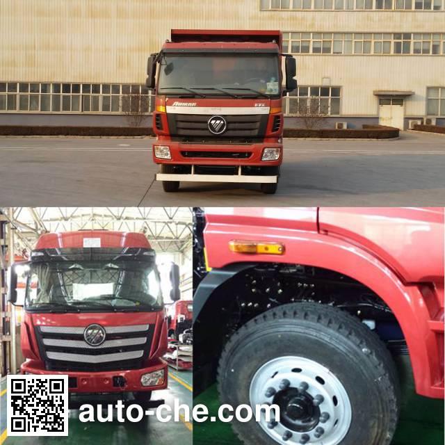 Foton Auman BJ3313DMPKF-XE dump truck