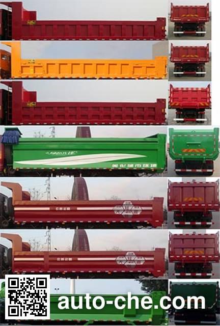 Foton Auman BJ3313DMPKJ-XE dump truck