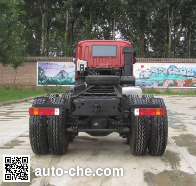 Foton Auman BJ3313DNPKC-AC dump truck chassis