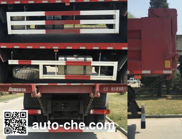 Foton Auman BJ3313DMPKF-AD dump truck