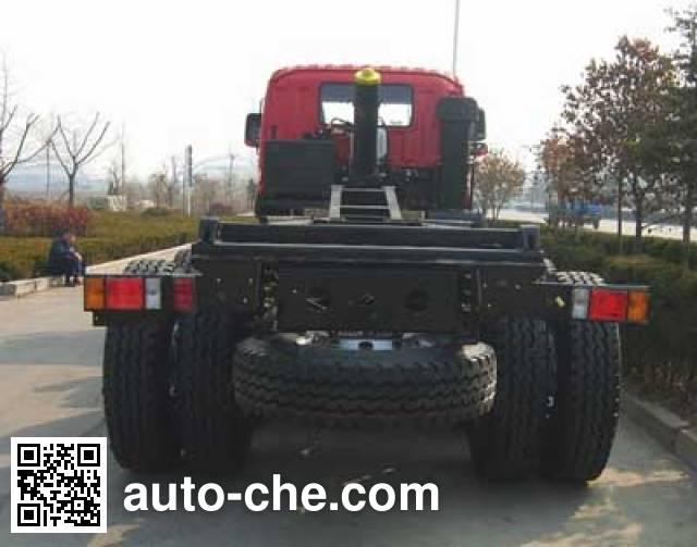 Foton BJ3315DMPJJ-1 dump truck chassis