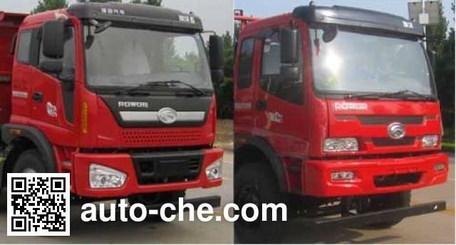 Foton BJ3315DNPHC-17 dump truck chassis