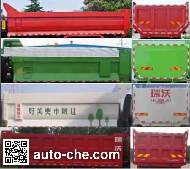 Foton BJ3315DNPHC-29 dump truck