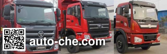 Foton BJ3315DNPHC-7 dump truck