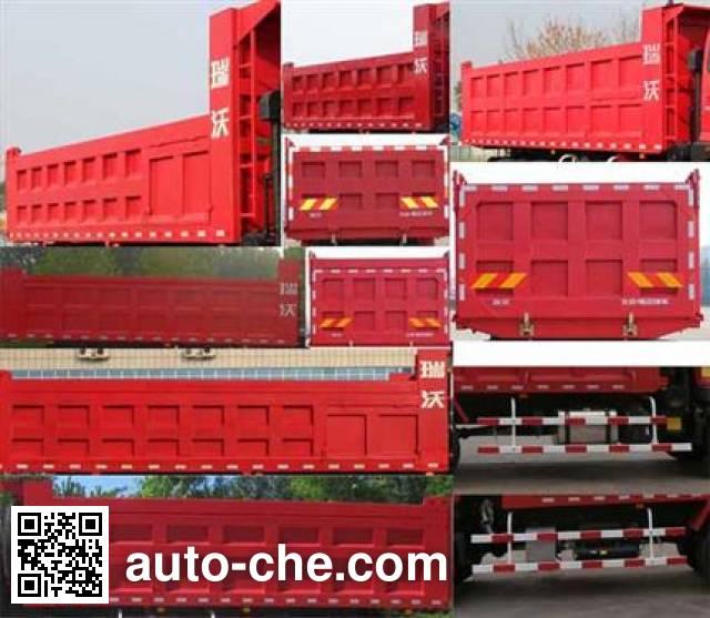 Foton BJ3315DNPHC-9 dump truck