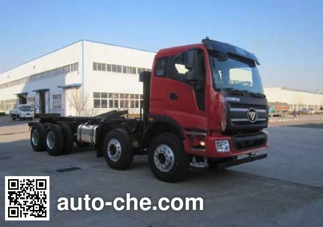 Foton BJ3315DNPJC-FA dump truck chassis