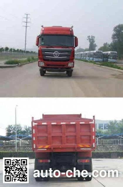 Foton Auman BJ3319DMPKJ-XA dump truck