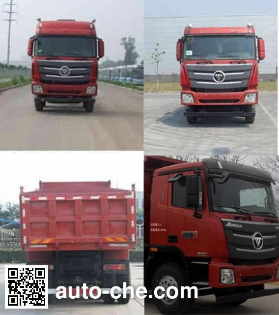 Foton Auman BJ3319DMPKC-XB dump truck