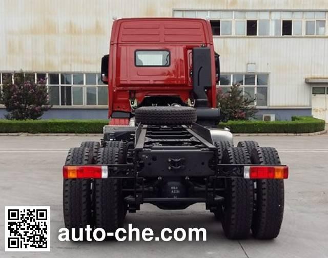 Foton Auman BJ3319DMPKJ-AG dump truck chassis