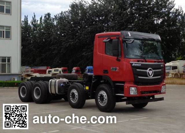 Foton Auman BJ3319DNPKC-AD dump truck chassis
