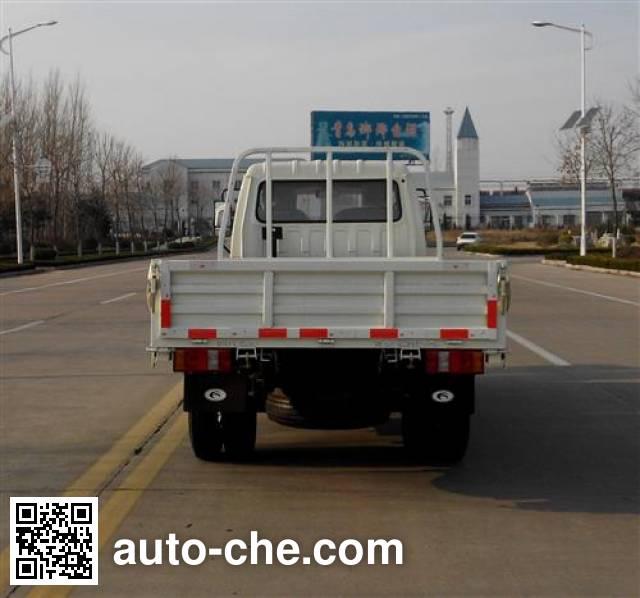 北京牌BJ4010PD30自卸低速货车