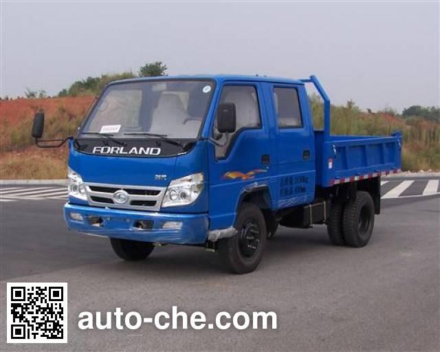 BAIC BAW BJ4010WD1 low-speed dump truck