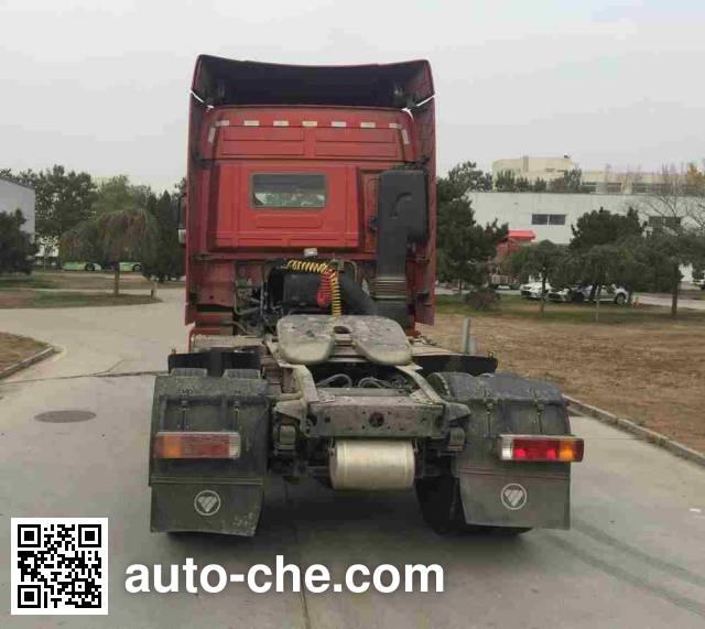 Foton Auman BJ4189SLFKA-AB container transport tractor unit