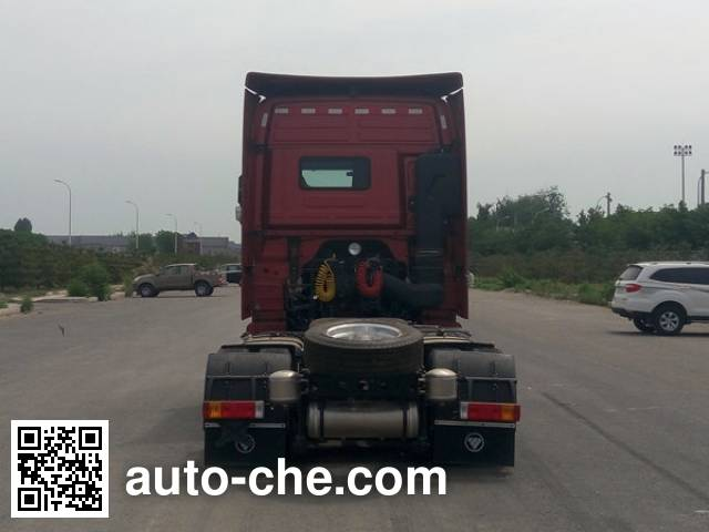 Foton Auman BJ4189SLFKA-AE container carrier vehicle