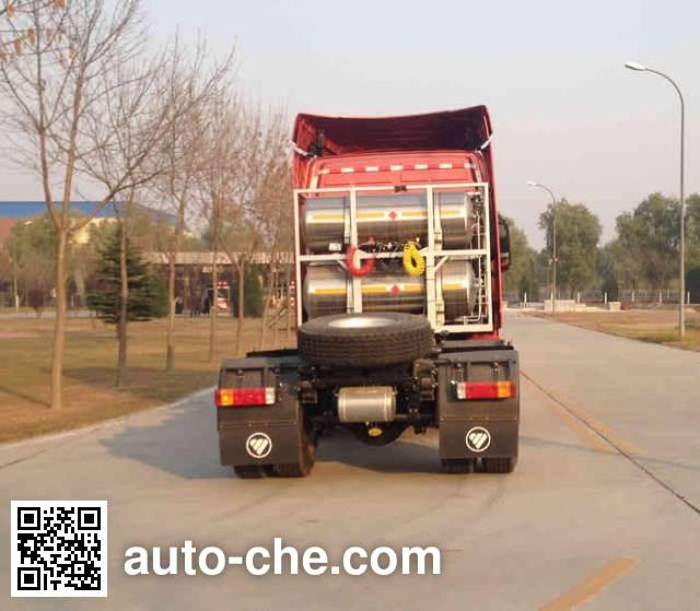 Foton Auman BJ4259SMFCB-XB tractor unit