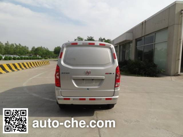 BAIC BAW BJ5020XXYV3R6B box van truck