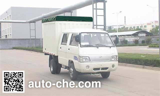 Foton BJ5022V3DA2-A soft top box van truck