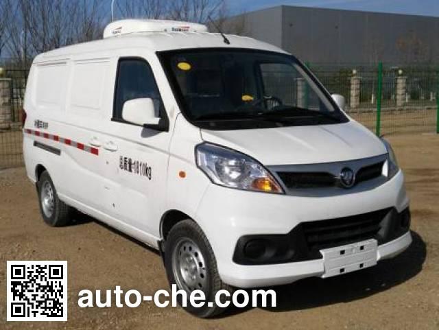 福田牌BJ5023XLC-A2冷藏车
