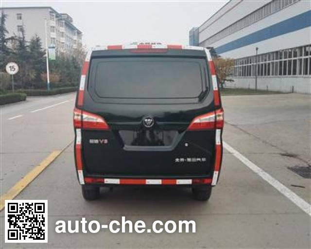Foton BJ5023XYZ-DC postal vehicle
