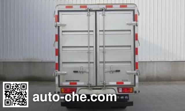 Heibao BJ5030CCYD50JS грузовик с решетчатым тент-каркасом