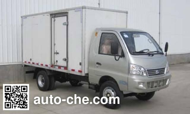 Heibao BJ5030XXYD50JS фургон (автофургон)