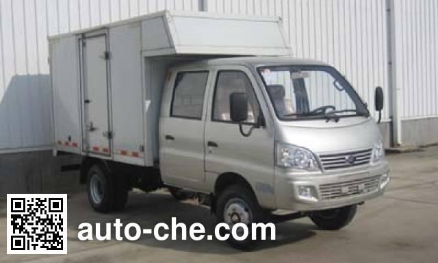 Heibao BJ5030XXYW50JS фургон (автофургон)