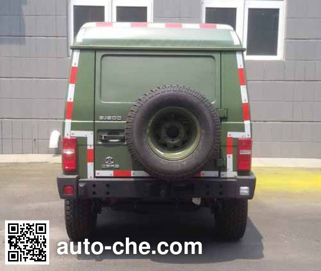 BAIC BAW BJ5031XXYD8VMT-D box van truck