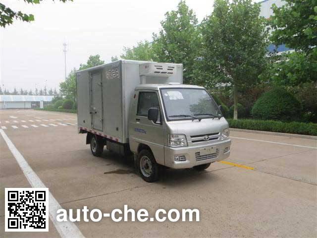 福田牌BJ5030XLC-D5冷藏车